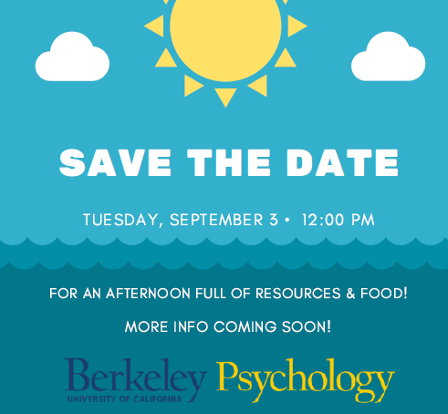 Weekly Opportunities - July 29, 2019 | UC Psych