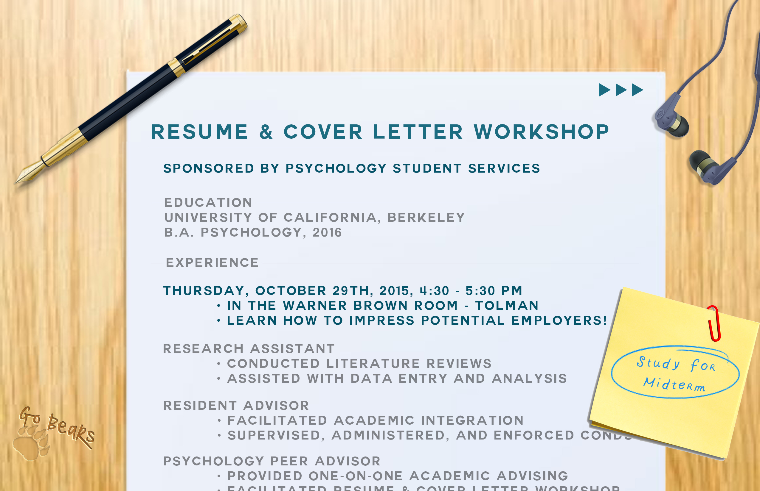 letter service berkeley past events uc psych 23137 | ResumeCoverLetterWorkshop 1